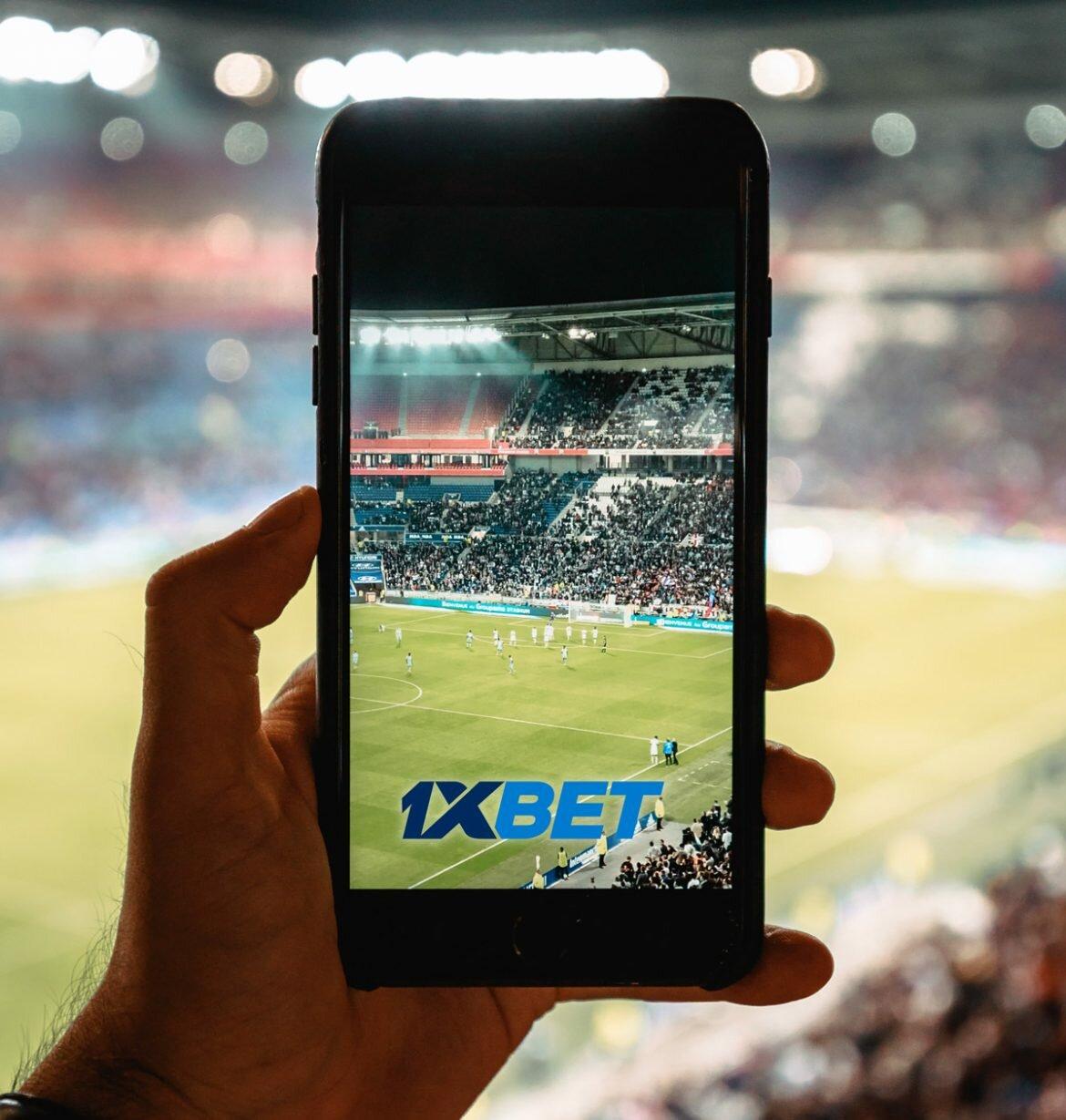 Обзор мобильного приложения 1xbet